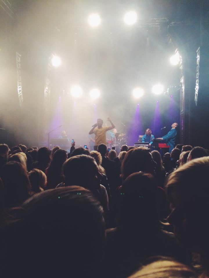 Konsert med Timbuktu