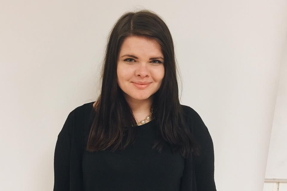 Emma Eriksson, onlinemarknadsförare
