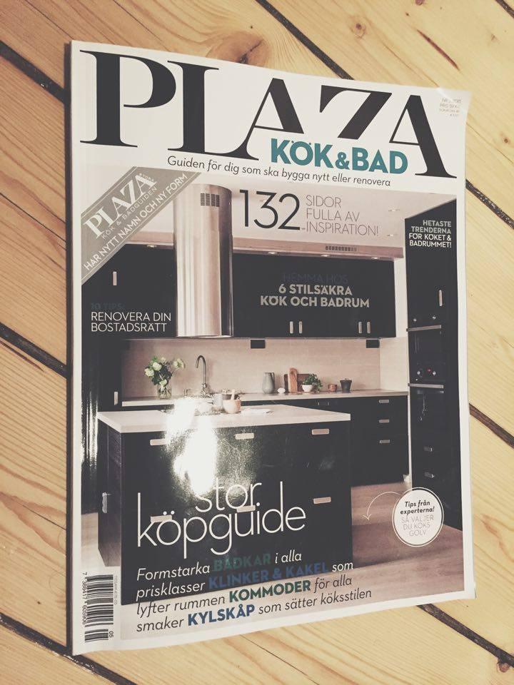 Nytt nummer av Plaza Kök och Bad
