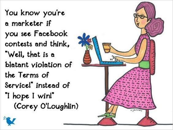 Tävlingar på Facebook