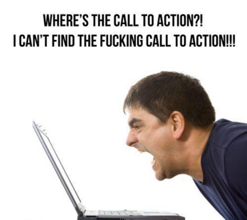 Vikten av en call to action